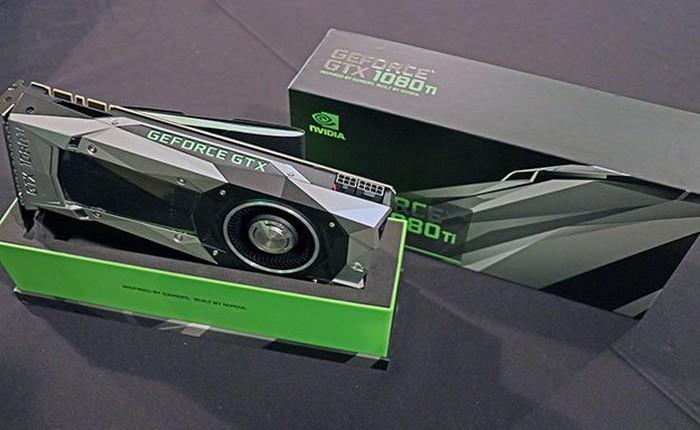 GTX 1080 Ti được ép xung lên hơn 2,5 GHz, xô đổ kỉ lục hiệu năng của Nvidia Titan X