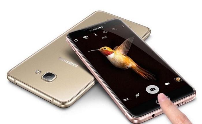Galaxy C5 Pro xuất hiện tại sự kiện Samsung Forum 2017