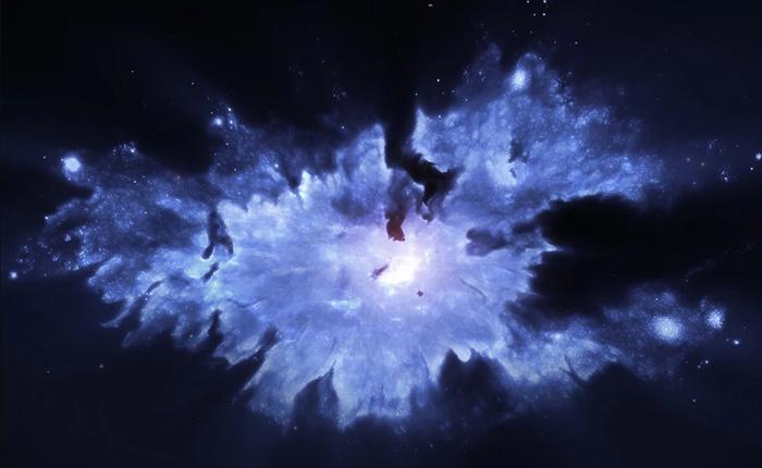 Các nhà khoa học thông báo: Chúng ta đang sống trong một khoảng trống khổng lồ, bán kính 1 tỷ năm ánh sáng