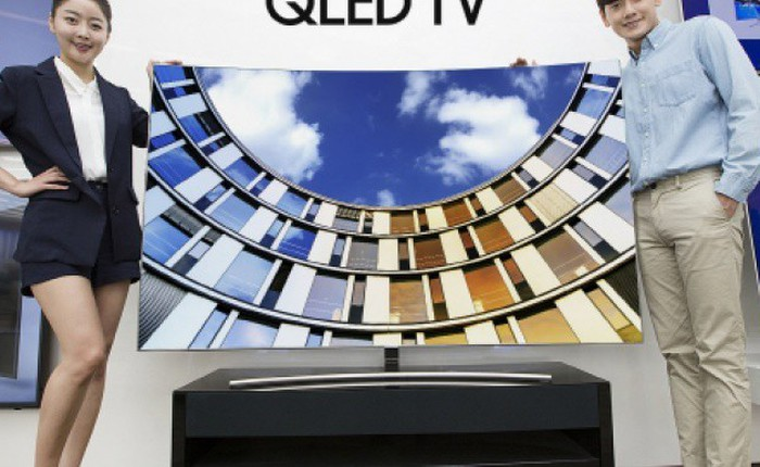 Samsung Electronics dự kiến trưng bày TV 75 inch tại CES 2018