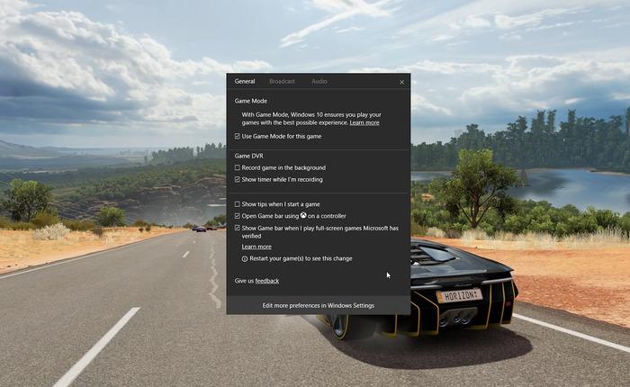 Tin mừng cho game thủ: Game Mode của Windows 10 có khả năng biến điều không thể thành có thể