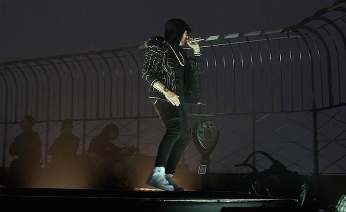 """Mời bạn xem ca khúc Venom do """"chúa tể làng rap"""" Eminem thực hiện, được quay gần hết bằng Google Pixel 3"""