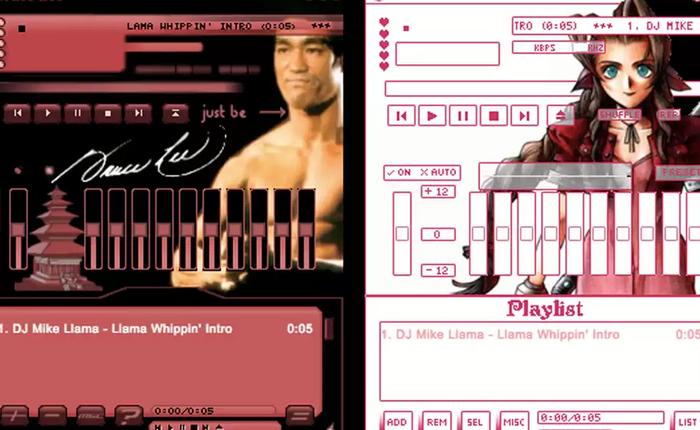 Thế hệ 8X không thể quên chức năng này của Winamp, hy vọng nó vẫn sẽ tồn tại khi bản mới ra mắt