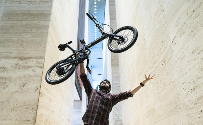 Giới thiệu CARBO: Xe đạp điện nhẹ nhất thế giới, tốc độ 32km/h, gập gọn trong 10 giây, giá 25 triệu
