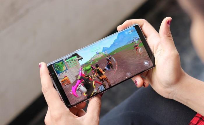 Samsung ra sức dùng Fortnite để quảng bá cho các thiết bị Galaxy