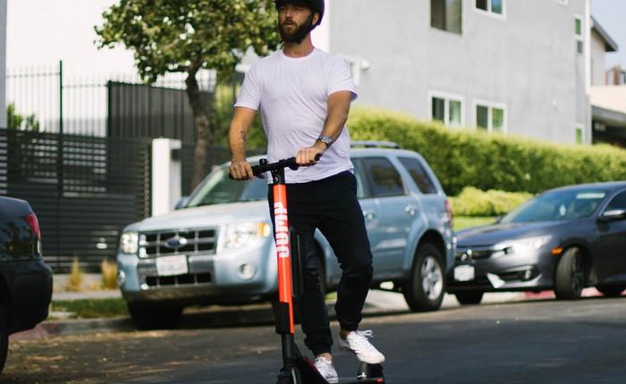 Uber ra mắt dịch vụ cho thuê xe scooter điện đầu tiên, phí 0,15 USD mỗi phút
