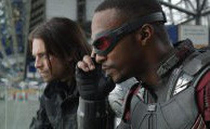 Marvel đang phát triển TV series về Falcon và Winter Soldier