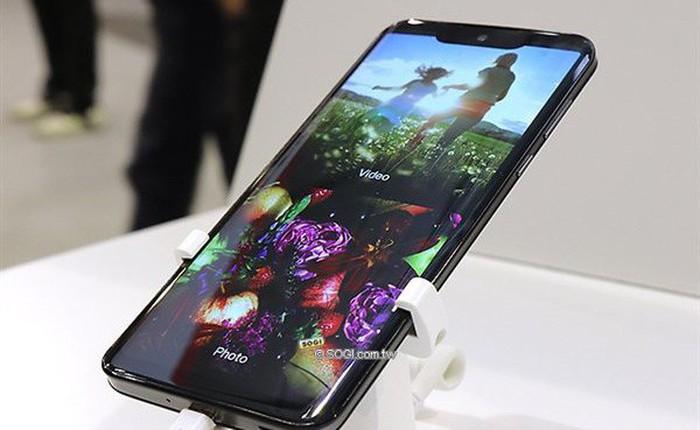 Sharp công bố Aquos Zero: flagship đầu tiên của hãng sở hữu màn hình OLED