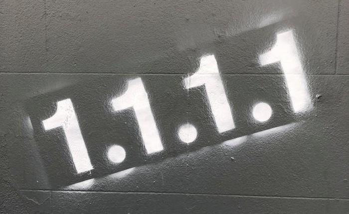 Cloudflare tung dịch vụ DNS riêng tư 1.1.1.1 lên iOS và Android