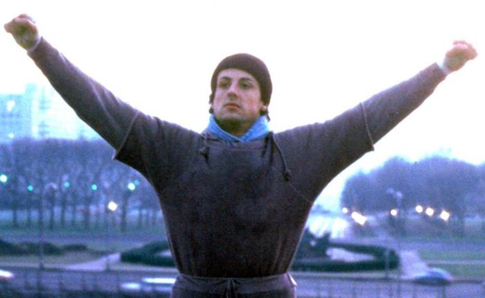 """""""Rocky"""" của Sylvester Stallone được bình chọn là bộ phim thể thao hay nhất mọi thời đại"""