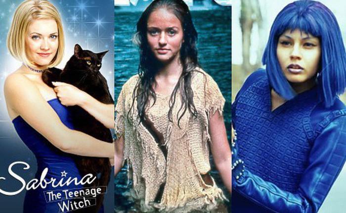 """""""Sabrina"""", """"Cô gái đại dương"""" và """"Cô gái robot"""" ngày ấy bây giờ: Ngoại hình lột xác, đều đã có mái ấm hạnh phúc"""