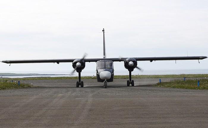 Chuyến bay ngắn nhất thế giới: 2,7 km, 53 giây là xong, mang hành lý lên chưa lau mồ hôi xong đã phải mang xuống
