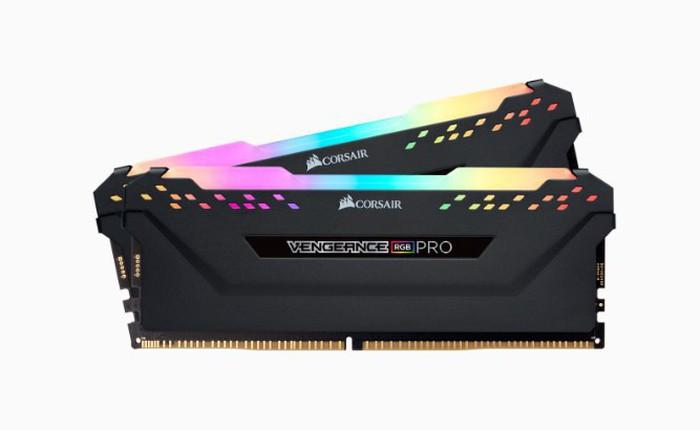 """Corsair ra mắt mẫu RAM """"fake"""" với LED RGB giá 40 USD: cắm vào main cho đẹp thôi, không có tác dụng gì cả"""