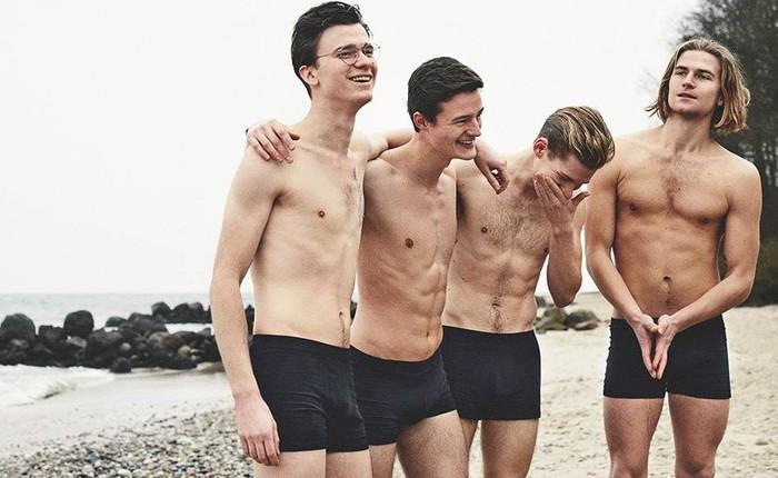 Một start-up Đan Mạch đã chế ra loại quần lót phủ bạc mặc mấy tuần liền không cần giặt