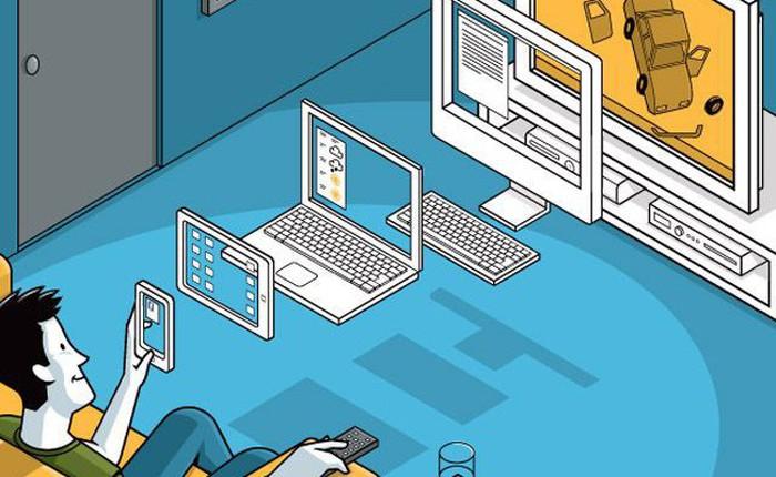 Media multitasking là gì? Nó có tốt cho não bộ của bạn hay không?
