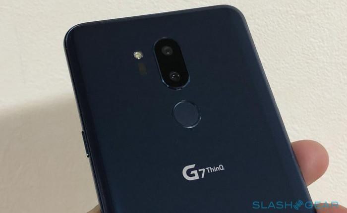 LG G7 ThinQ là nạn nhân mới nhất của lời nguyền LG Bootloop