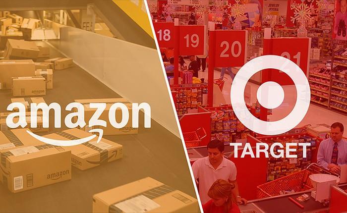 Các nhà phân tích dự đoán Amazon sẽ thâu tóm Target vào cuối năm nay