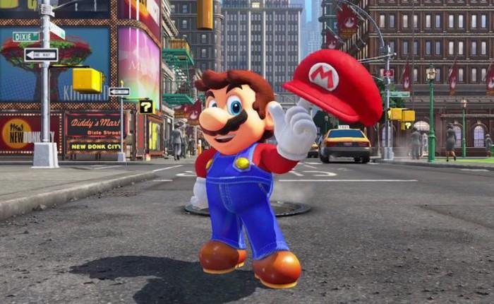 Nintendo xác nhận sẽ hợp tác với cha đẻ của loạt phim Minion để đưa Mario lên màn ảnh Hollywood