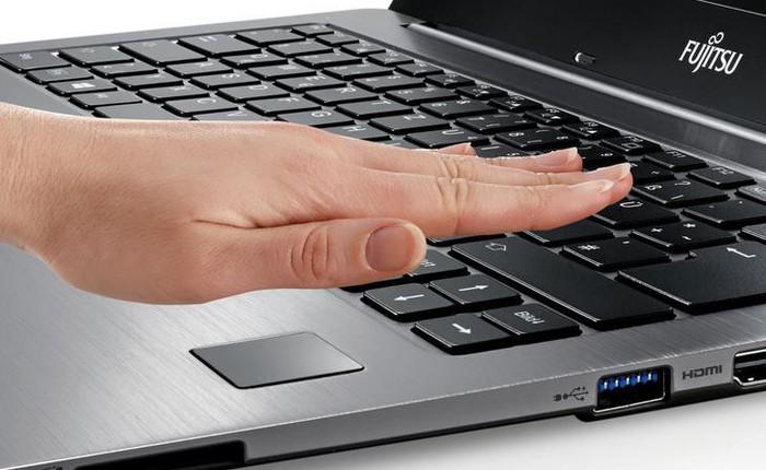 Fujitsu hợp tác với Microsoft để tạo ra phương thức bảo mật nhận diện... mạch máu trên lòng bàn tay
