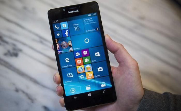 Microsoft Store hiện đang mở bán lại các smartphone Lumia