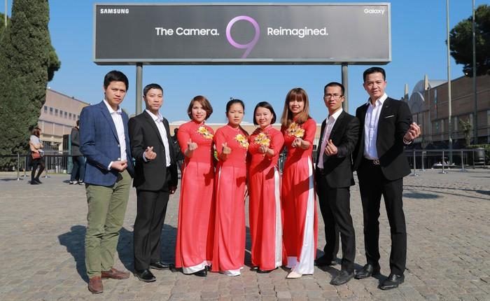 Đây là chân dung những người Việt làm nên Galaxy S9