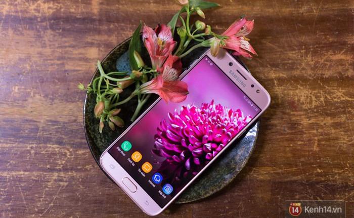 Hành trình màu sắc thành công của Samsung Galaxy J tại Việt Nam