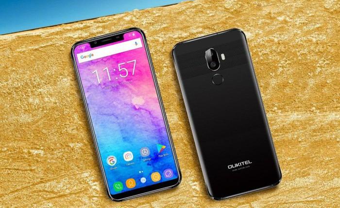 """Đây là chiếc smartphone """"tạp phí lù"""": Sự pha trộn của cả iPhone X, Galaxy S8 và LG G6"""