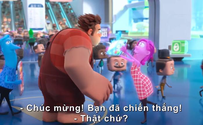 """Háo hức toàn tập khi """"Wreck-It Ralph 2"""" tung trailer, đưa đập phá lên một đẳng cấp mới!"""