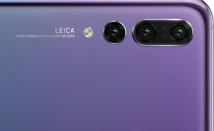 Cảm biến 40 MP của Huawei P20 Pro sử dụng công nghệ PureView của Nokia?