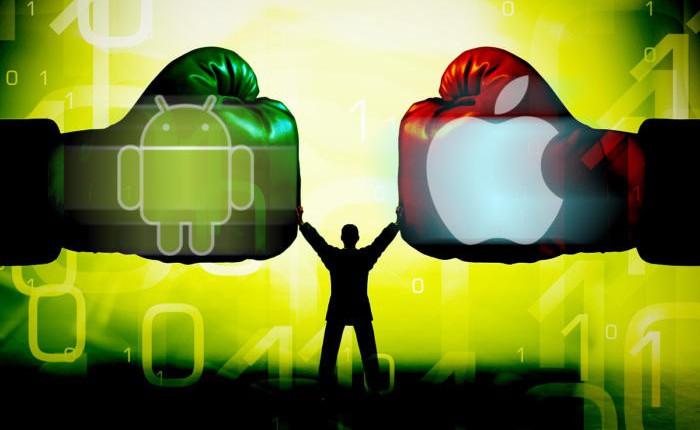 Bất ngờ: nghiên cứu chỉ ra người dùng Android trung thành hơn iFan