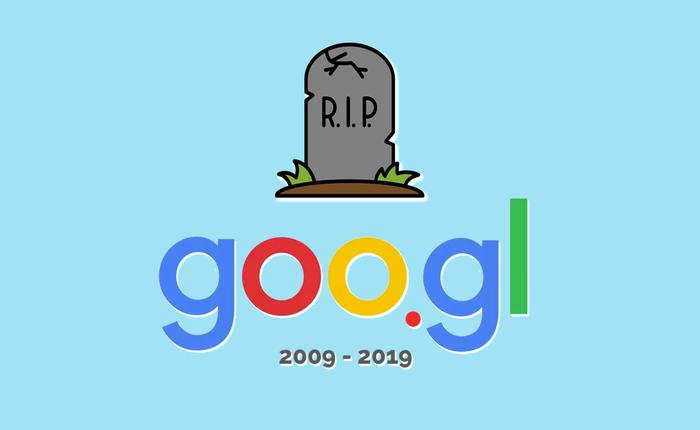 Google đóng cửa dịch vụ rút gọn tên miền goo.gl