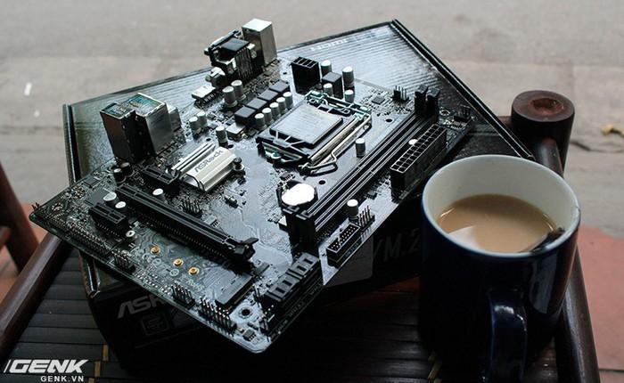 [Review] ASRock H310M-HDV/M.2: Chiếc bo mạch chủ Coffee Lake bình dân game thủ mong chờ bấy lâu nay
