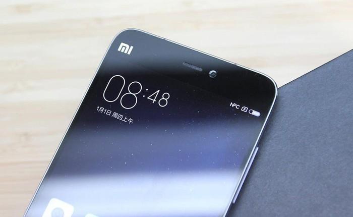 Bản beta MIUI9 sẽ mang tính năng mở khóa bằng khuôn mặt lên Xiaomi Mi 5 ra mắt năm 2016