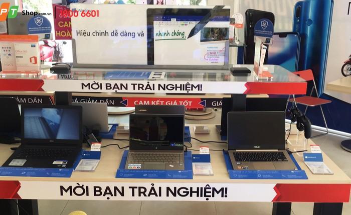 Live Demo Laptop tại FPT Shop: Đến là nhận quà, thả ga trải nghiệm
