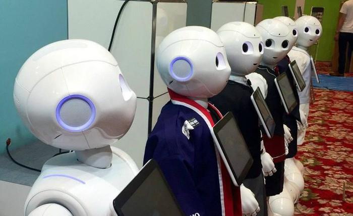 LG tuyên bố tập trung phát triển các sản phẩm robot có thể hiểu và giúp đỡ con người tốt hơn