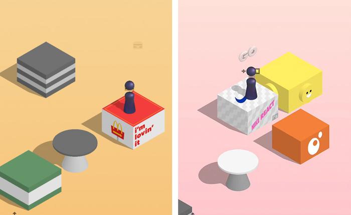Hình ảnh rò rỉ cho thấy Nike, McDonald's đang chi hàng chục tỷ/ngày để đăng quảng cáo trong game của WeChat