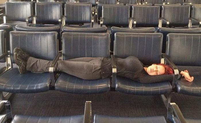 10+ bức ảnh siêu kỳ lạ được chụp tại sân bay, đã nhiều năm nhưng Internet vẫn chưa hết hoang mang