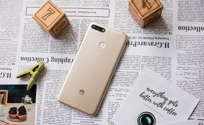 Huawei Y6 Prime 2018 - Smartphone sáng giá ở phân khúc 3 triệu đồng
