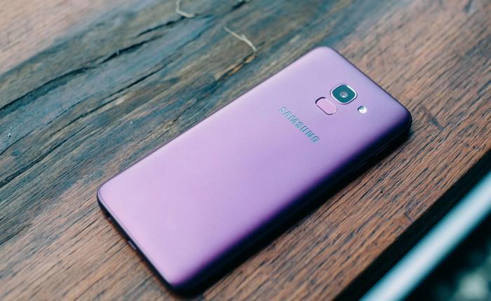 Samsung Galaxy J6 – Nhỏ và có võ, đáp ứng mọi nhu cầu giải trí nhẹ nhàng