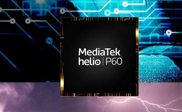 Doanh thu tháng 6 và Q2/2018 của MediaTek tăng mạnh nhờ sự thành công của Helio P60