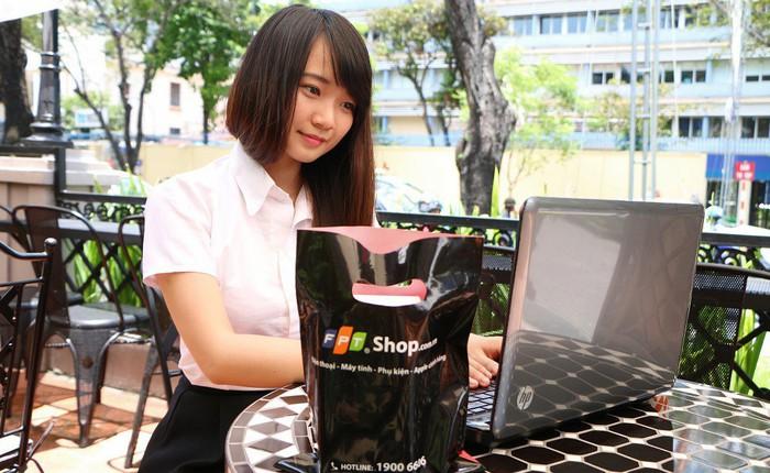 Mua laptop tại FPT Shop, 100% cơ hội sở hữu Windows 10 và Office bản quyền