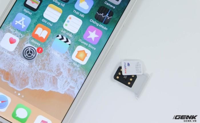 Xuất hiện mã ICCID siêu thần thánh cho iPhone Lock: Bỏ SIM ghép vẫn lên sóng, đổi SIM thoải mái