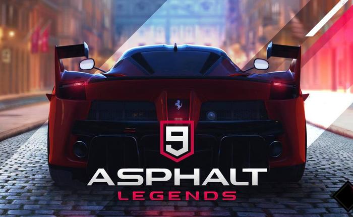 Game đua xe đình đám Asphalt 9: Legends chính thức có mặt trên iOS, Android và Windows
