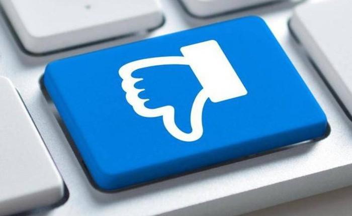 """Facebook tiếp tục thử nghiệm nút """"downvote"""", cho phép người dùng chấm điểm chất lượng từng bài viết, bình luận"""
