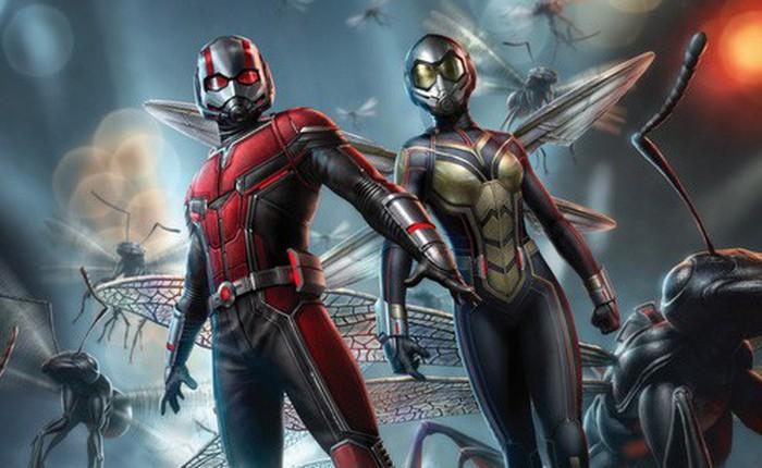 """""""Ant-Man and the Wasp"""": Khi mỹ nhân ra tay cứu anh hùng trong cuộc chiến vắng bóng kẻ ác"""