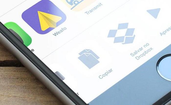 Dùng thử Weafo, gửi và nhận dữ liệu giữa iPhone và máy tính mà không cần cáp kết nối