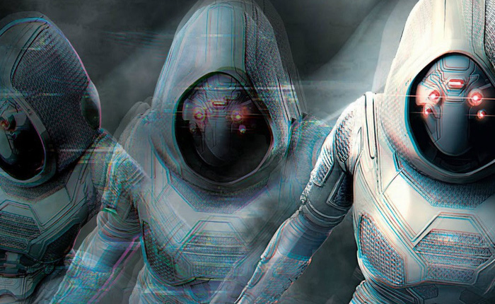 """Ghost – Bóng ma một mình cân cả """"Ant-Man and The Wasp"""""""