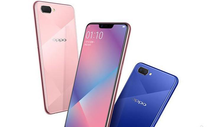 Oppo A3s lộ toàn bộ thông số, màn 6.2 inch, pin 4.230 mAh, chip Snapdragon 430