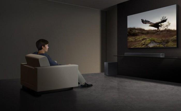 Samsung kết hợp cùng Harman Kardon ra mắt 2 loa soundbar cao cấp