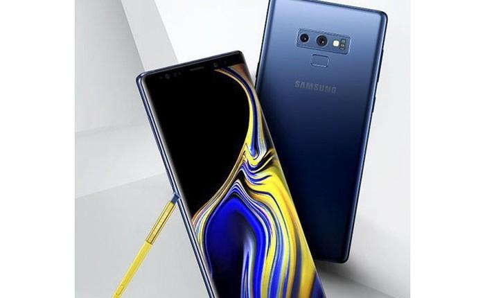 Samsung đã cho đặt hàng trước Galaxy Note 9 dù chưa ra mắt, tiết kiệm 450 USD, giao hàng vào ngày 24 tháng 8